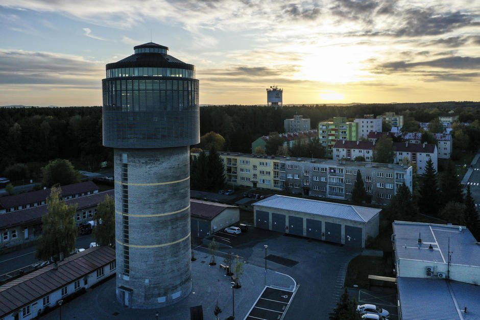 VSCT Veolia Smart Control Tower-Kladno